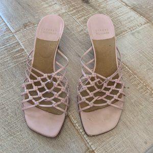 Stuart Weitzman Pink Heels - size 6